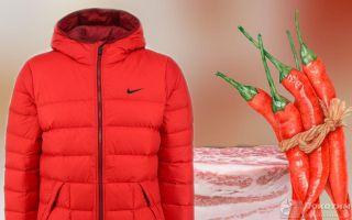 Правильная одежда и продукты для сохранения тепла. Автор изображения Нина Беляева.