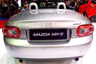 Состоялась премьера новой модели родстера Mazda MX-5