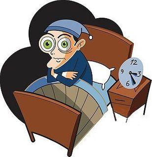 Ученые: Бессонные ночи вызывают симптомы шизофрении