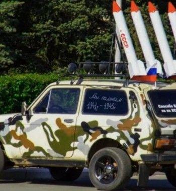 Деды не одобрят: ТОП-3 «военных» тюнинга автомобилей ВАЗ