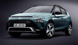 Hyundai Bayon. Фото: Hyundai