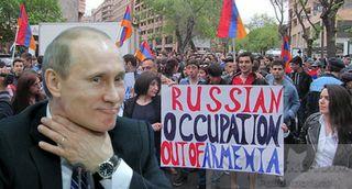 Фото: Путин предательство Армении не простит, pokatim.ru