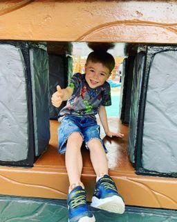 5-летний сын Натальи иВладимира— Артём. Фото изInstagram: @presnyakovvladimir