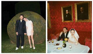 Свадьба Ольги Серябкиной иГеоргия Начкебии. Фото: Instagram seryabkina иhttps://2019god.net/