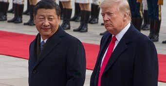 Китай напороге торговой блокады