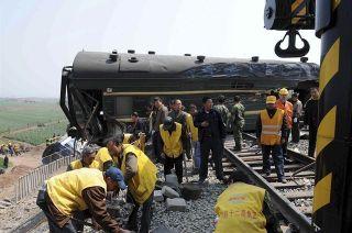 В Подмосковье число жертв столкновения поездов выросло до 5