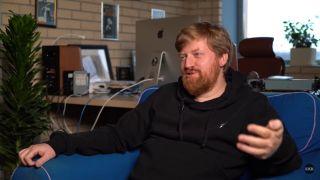 Антон Зайцев. Кадр изинтервью наYouTube-канале «Вписка»