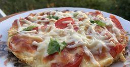 Кабачковая пицца. Летний рецепт из сезонных овощей