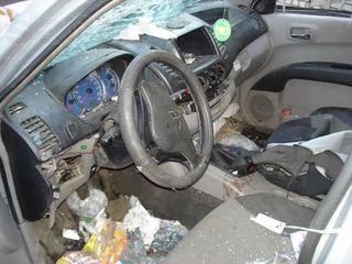 В Хакасии школьница погибла за рулем Mitsubishi