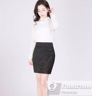 Короткая юбка-карандаш. Фото: pokatim.ru