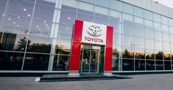 Салоны Toyota и Lexus в Барнауле выставят на продажу