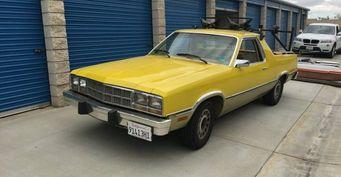 Раритетный Ford Durango 1981 года выпуска выставили на продажу