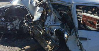 Массовое ДТП с двумя пострадавшими произошло на Ейском шоссе в Краснодаре