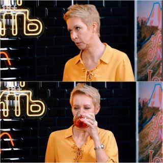 Попивая виски, Татьяна разоткровенничалась винтервью Фото: Youtube