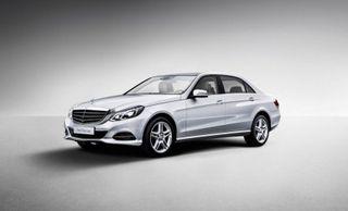 Mercedes-Benz начал тестирование нового E-Class