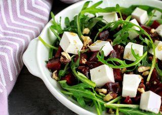 Свекольный салат Джейми Оливера | Фото: Zira.uz