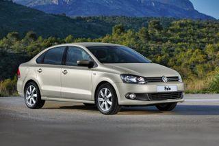 Седан Volkswagen Polo, источник: Volkswagen