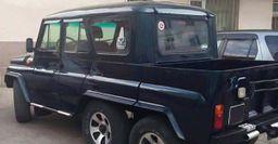 «Монгольский тюнинг беспощаден»: В сети раскритиковали пикап на базе УАЗ «Хантер»