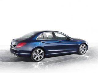 Mercedes C-Class Hybrid получит 211-сильный турбодвигатель