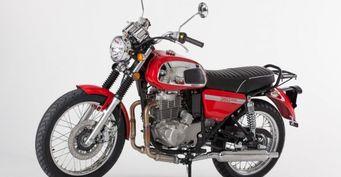 Компания Jawa выпустят новую модель 350 OHC