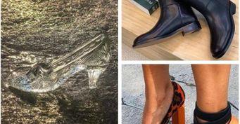 Ножка, как уЗолушки: 5 пар осенней обуви сделают размер миниатюрнее