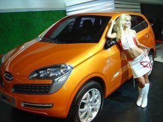 Скоро на рынках РФ появятся кроссовер и седан Chery российской сборки