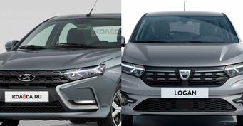 Помешает Vesta FL: Новый Renault Logan 2021 недоберётся доРФ— мнение