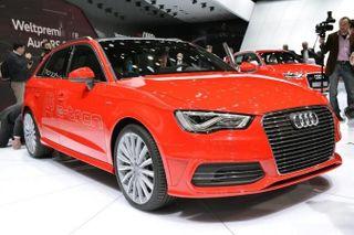 Audi приступает к выпуску авто с гибридными двигателями