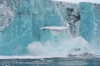 NASA: таяние ледников повысит уровень Мирового океана на 4,5 метра