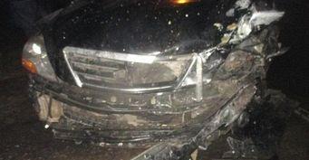 Под Тулой произошло смертельное ДТП с Daewoo Nexia и KIA Sorento