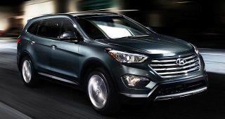 Hyundai представляет Santa Fe 2015 года