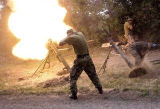Окруженные украинские военные начали сдаваться