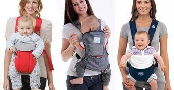 Как выбрать рюкзак-кенгуру?