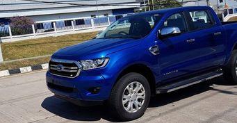 Новый пикап Ford Ranger рассекречен на шпионских фото