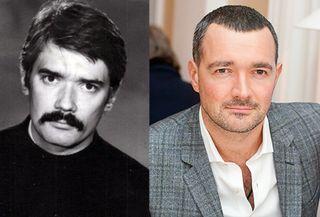Вадим Михеенко и его сын Егор Бероев / Фото: pokatim.ru