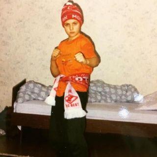 Иван Абрамов детское фото