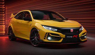 Фото: Honda Civic Type R, источник: Honda