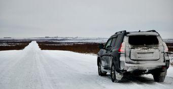 Land Cruiser Prado сподмерзшим «задом»: Почему внедорожник Toyota плох для зимы
