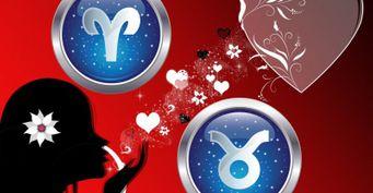 Любовный гороскоп для Овнов и Тельцов с 27 июня по 5 июля