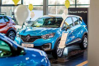 Фото: Существенно подорожавший Renault Kartur предлагают сбесплатной резиной, источник: i1.photo.2gis.com