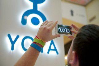 Мобильный оператор «Yota» начал продажу своих SIM-карт