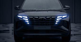 «Японцам в2020-м докорейцев далеко»: Дизайн Hyundai Tucson нового поколения привлёк автолюбителей