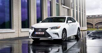 Lexus снизила цены на четыре свои модели в России  в марте