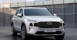 Дерзкая внешность и новая платформа: Каким будет Hyundai Santa Fe 2021?
