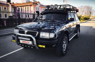 Фото: Универсал-внедорожник ГАЗ-310221, источник: Auto.ru