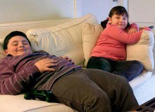 В США 70% детей с избыточным весом не считают себя полными