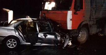 Два человека погибли в ДТП с грузовиком в Ракитянском районе