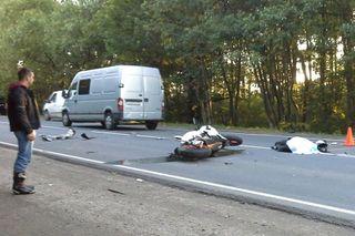 В Калининграде в ДТП на Окружной скончался мотоциклист
