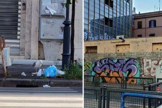 Чайки, мусор итекущие стоки— пара сотен метров отцентра. Кадры: YouTube