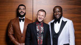 Основатели Black Star Inc.: Тимати, Пашу иВальтер. Источник фото: tntmusic.ru